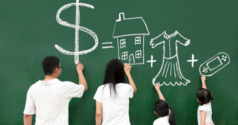 Как планировать свой семейный бюджет?