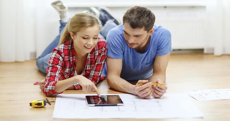 Як вигідно зробити ремонт у кредит?
