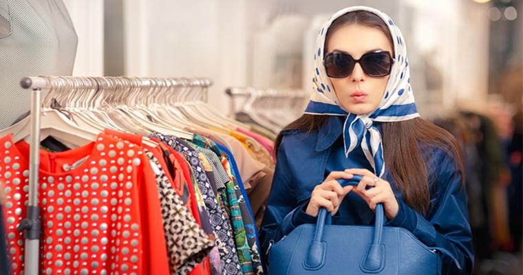 Распродажа женской одежды: купить невозможно отказаться