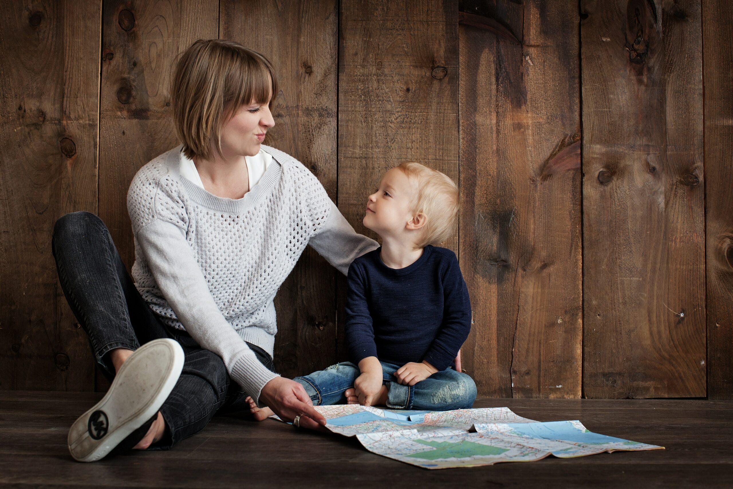 Допомога матерям одиначкам в Україні в 2021 році
