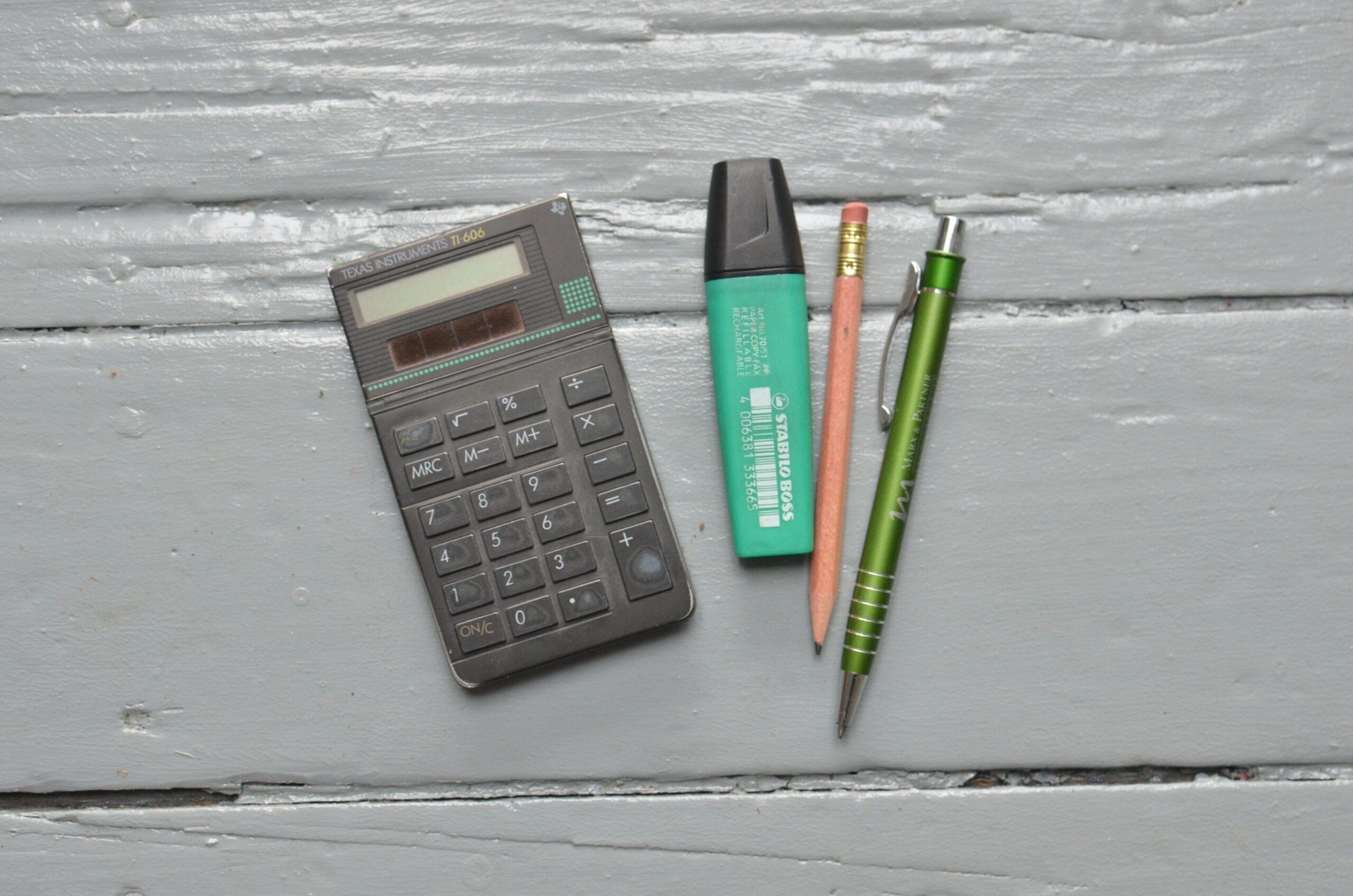 Кредитний онлайн-калькулятор