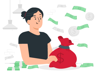 Подзарядись деньгами