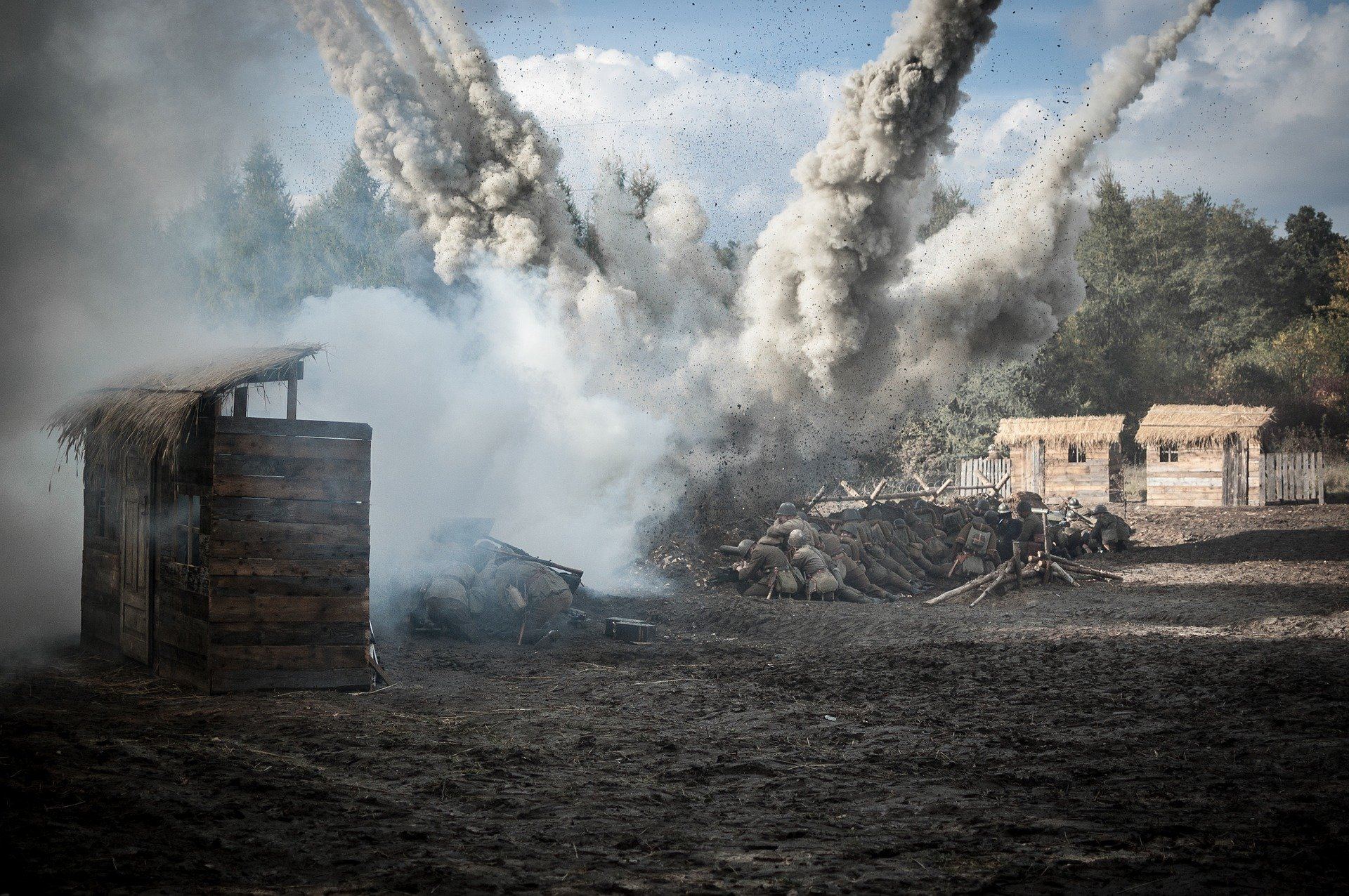 Льготы детям войны в Украине